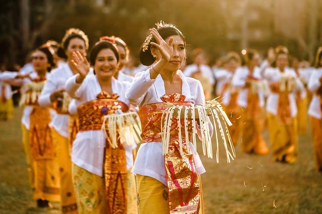 Μπαλί: Ο οικονομικός προορισμός της Ινδονησίας-Τοπικοί χοροί