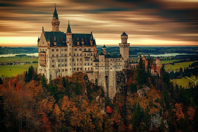Φθινοπωρινό φωτογραφικό ταξίδι στον κόσμο - Γερμανία