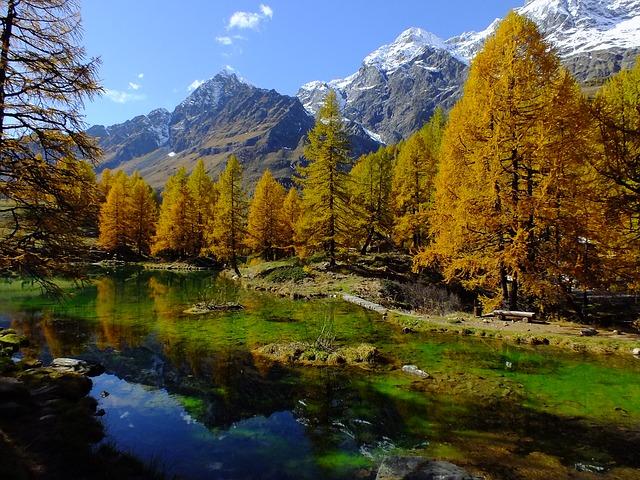Φθινοπωρινό φωτογραφικό ταξίδι στον κόσμο - Ιταλία