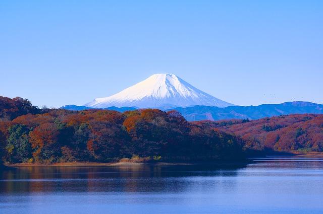 Φθινοπωρινό φωτογραφικό ταξίδι στον κόσμο - Φούτζι