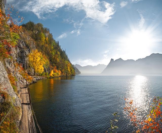 Φθινοπωρινό φωτογραφικό ταξίδι στον κόσμο - Αυστρία