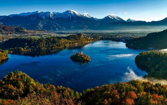 Φθινοπωρινό φωτογραφικό ταξίδι στον κόσμο - Σλοβενία