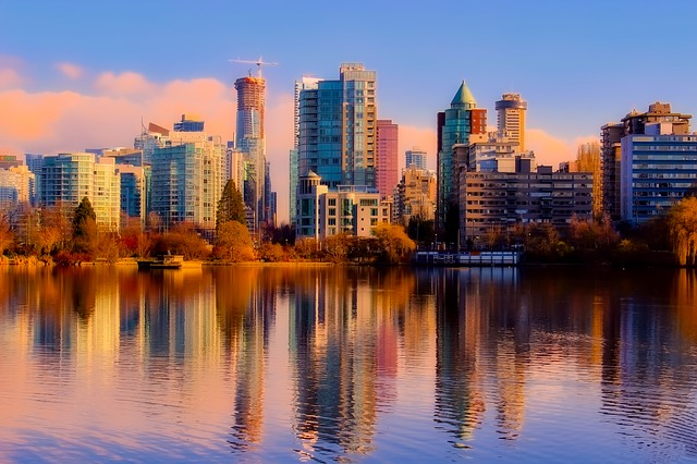 Φθινοπωρινό φωτογραφικό ταξίδι στον κόσμο - Βανκούβερ