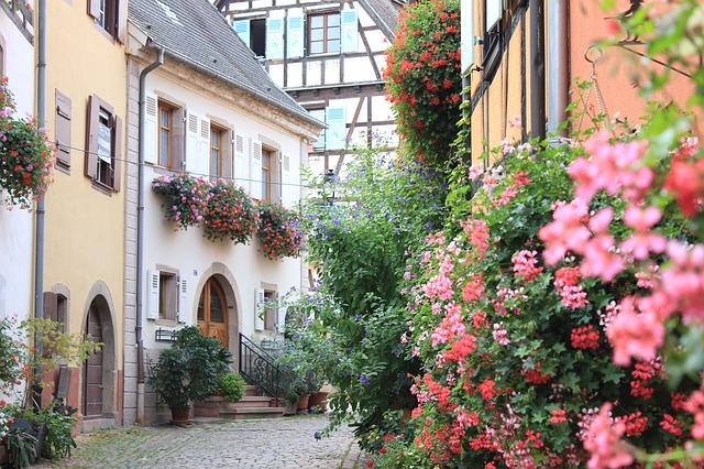 Εννέα εξαίρετα χωριά της γαλλικής επαρχίας-Eguisheim