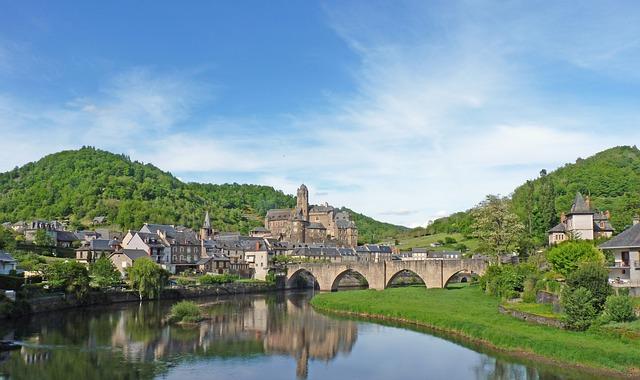 Εννέα εξαίρετα χωριά της γαλλικής επαρχίας-Estaing