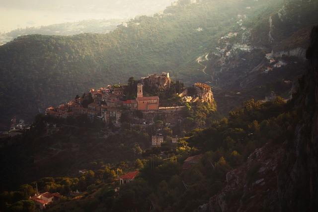 Εννέα εξαίρετα χωριά της γαλλικής επαρχίας-Èze