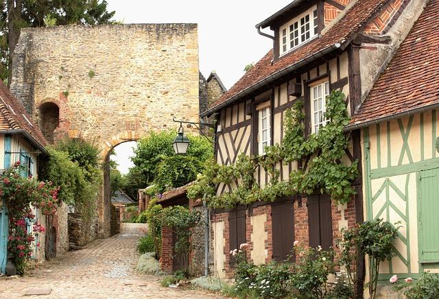 Εννέα εξαίρετα χωριά της γαλλικής επαρχίας-Gerberoy