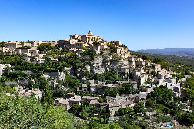 Εννέα εξαίρετα χωριά της γαλλικής επαρχίας-Gordes