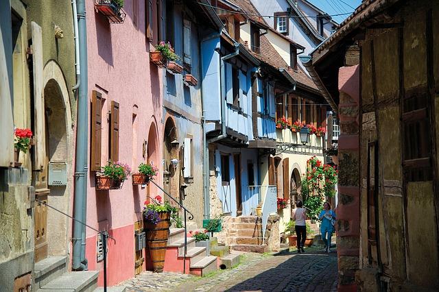 Εννέα εξαίρετα χωριά της γαλλικής επαρχίας-Riquewihr