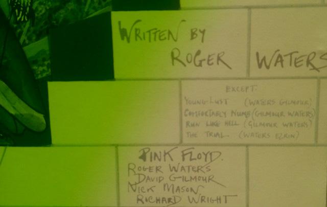 The Wall: H ροκ όπερα των Pink Floyd - Βινύλιο